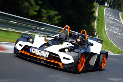 2011 KTM X BOW R